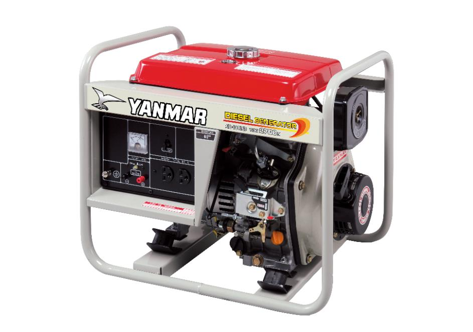 Дизельный генератор (электростанция) Yanmar YDG2700N-5EB